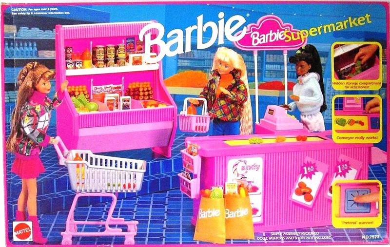 marketing barbie Instance, mattel® gave barbie® a softer skin tone and new hair, which was a bubble-cut32 the doll, officially named barbie ® teenage fashion model in the false hope that making her a teenager desexualized her, debuted at 1959's toy fair and was a crashing bomb, according.